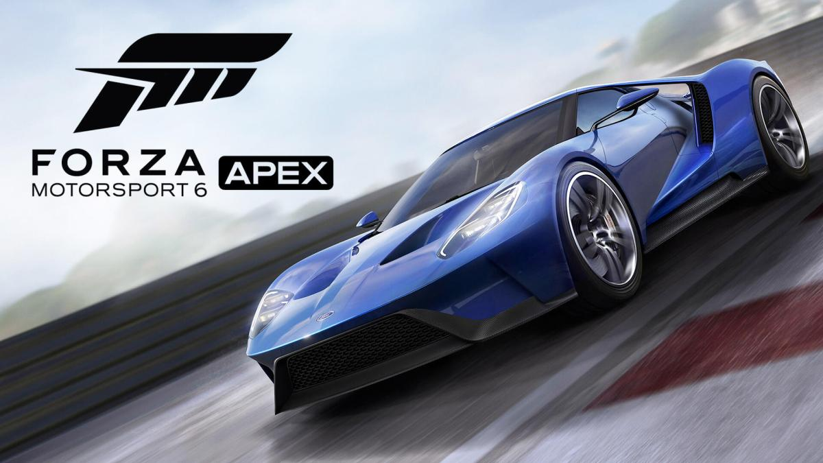 Forza Motorsport 6 Apex available for Windows 10! What does itoffer?